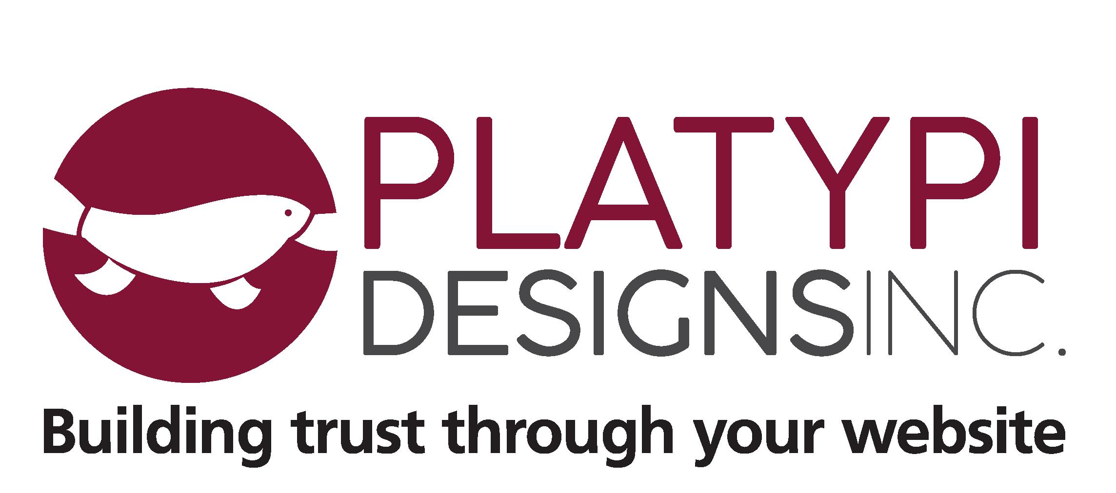 Platypi Designs Inc. Logo