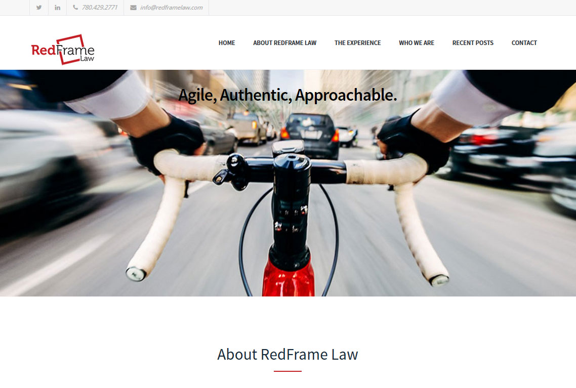 RedFrame Law