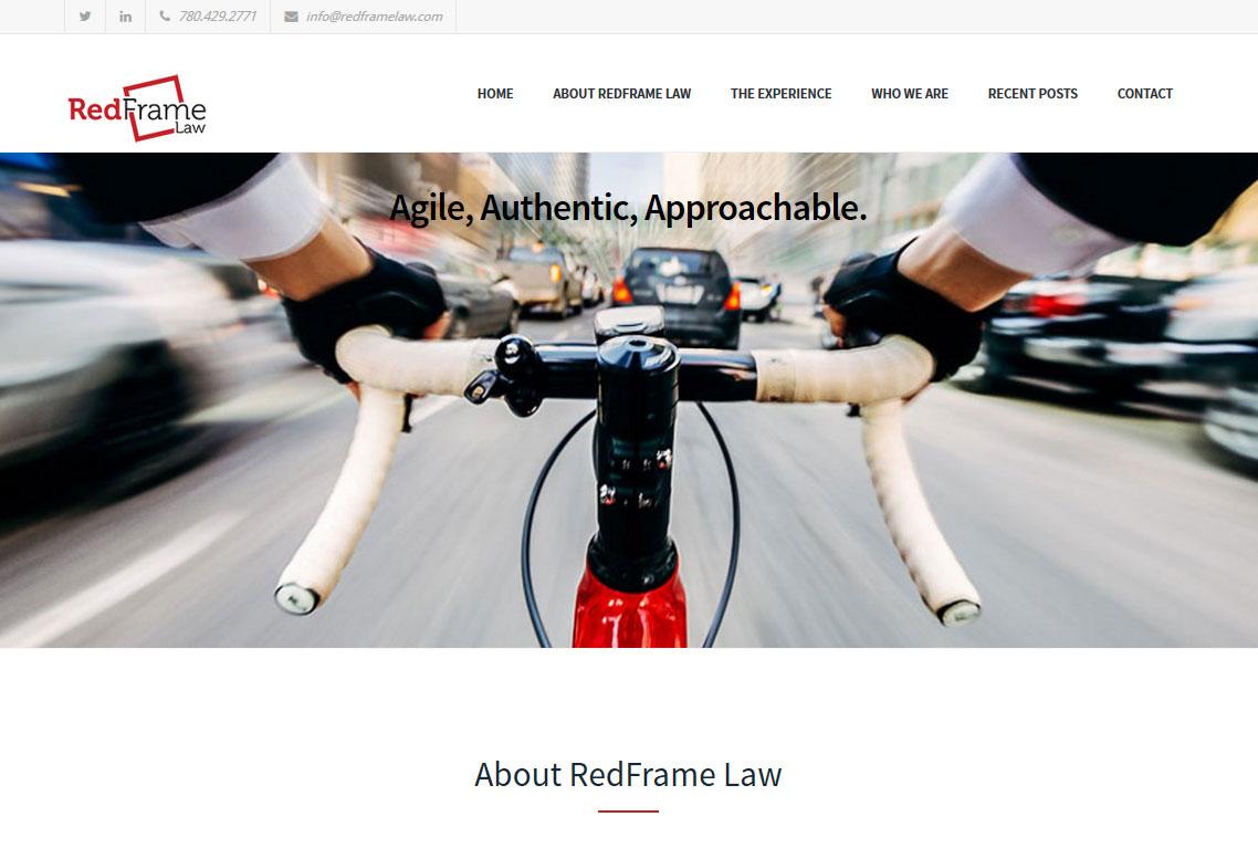 RedFrame Law