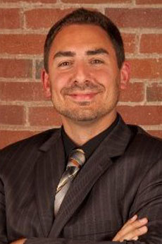 Account Executive Michael Kroll