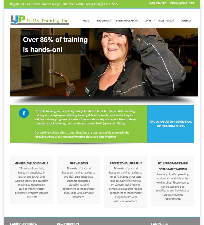 LJP Skills Training