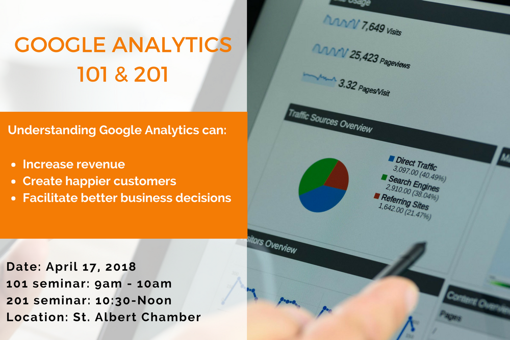 Google Analytics Seminars